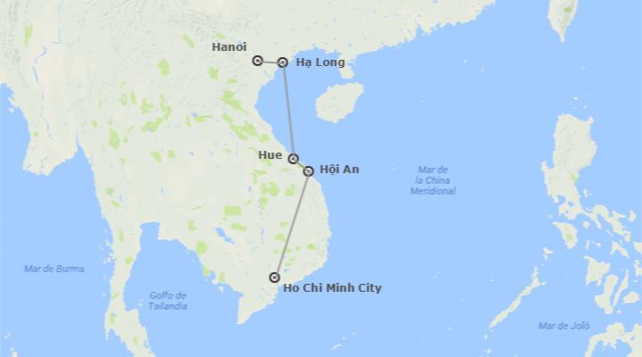 Vietnam Essenziale