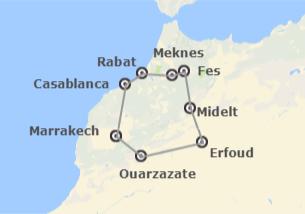 Marocco: Marocco e il Medio Atlante