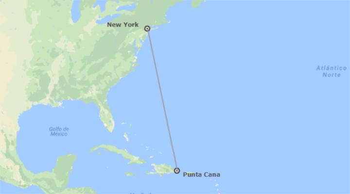 Stati Uniti e Reppublica Dominicana: New York e Punta Cana