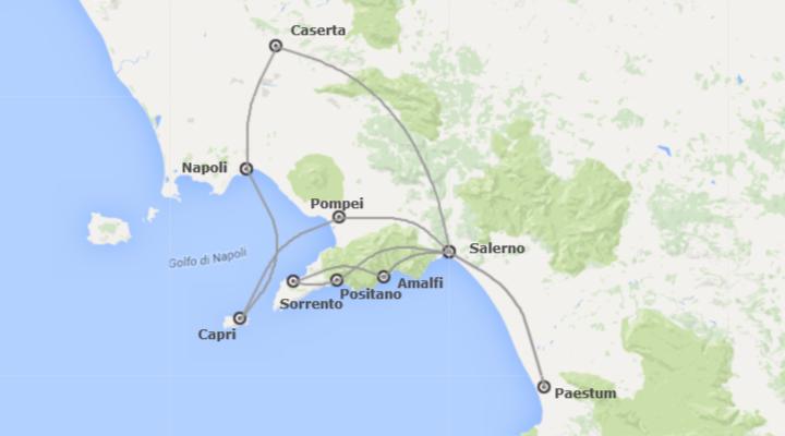 Italia: Campania