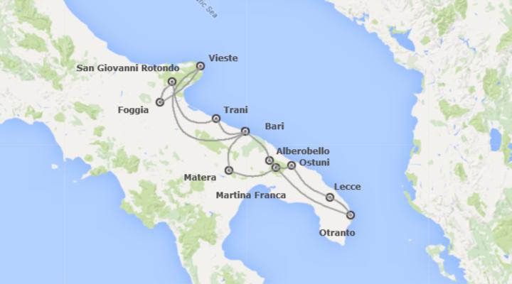 Italia: Puglia