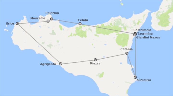 Italia: Sicilia