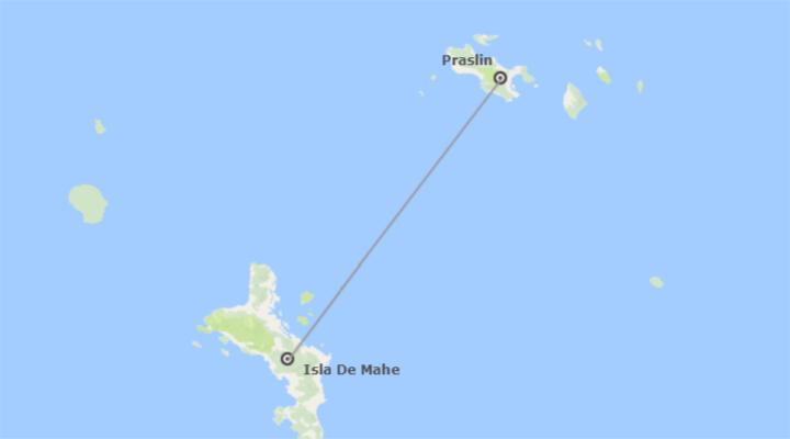 Seychelles: Mahé e Praslin