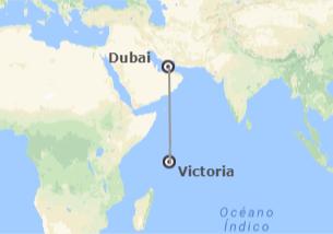 Emirati ed Isole dell'Oceano Indiano: Dubai e Seychelles