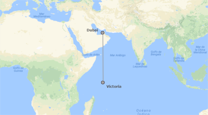 Emirati ed isole dell 39 oceano indiano dubai e seychelles for Soggiorno dubai