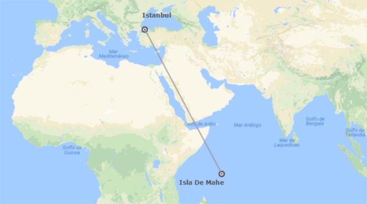 Turchia ed Isole dell'Oceano Indiano: Istanbul e Seychelles