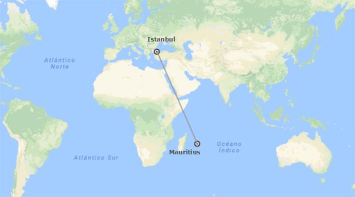Turchia ed Isole dell'Oceano Indiano: Istanbul e Mauritius