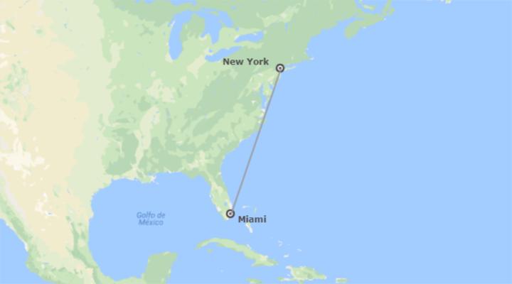 Stati Uniti: New York e Miami
