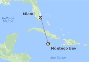Stati Uniti e Giamaica: Miami e Montego Bay