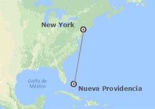 Stati Uniti e Bahamas: New York e New Providence