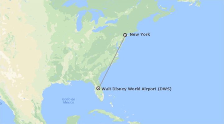 Stati Uniti: New York e Walt Disney World Orlando