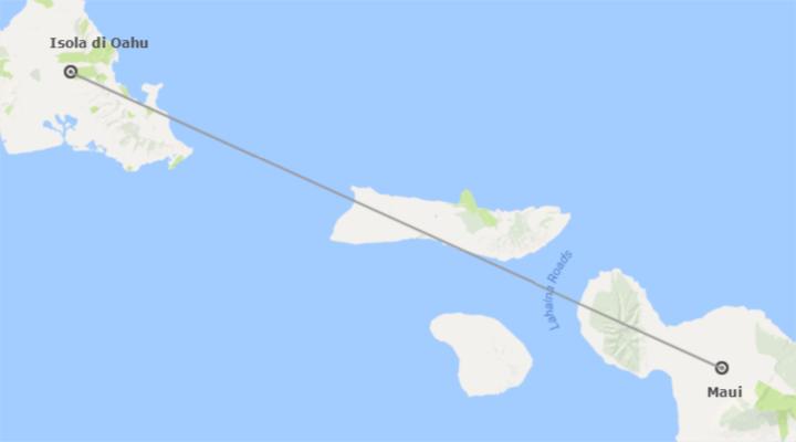 Stati Uniti: Honolulu e Maui