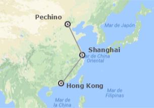 Cina: Pechino, Shanghai e Hong Kong