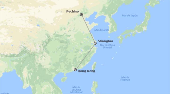 Pechino, Shanghai e Hong Kong Al Completo A Modo Tuo