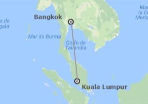 Thailandia e Malaysia: Bangkok e Kuala Lumpur