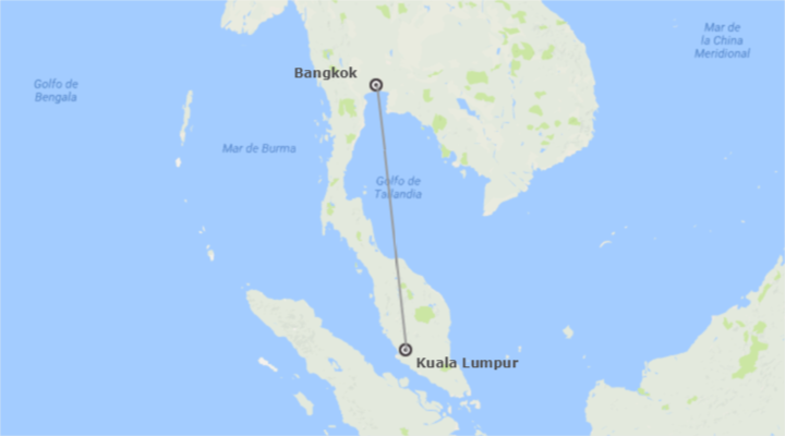 Bangkok e Kuala Lumpur Essenziale A Modo Tuo