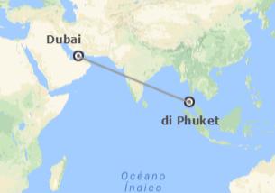 Emirati Arabi e Thailandia: Dubai e Phuket