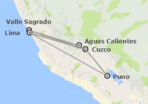 Perù: Lima, Cuzco e Lago Titicaca