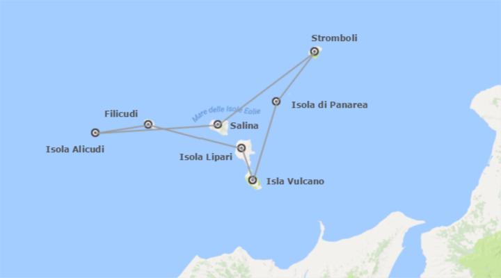 Italia: Isole Eolie
