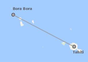 Polinesia Francese: Tahiti e Bora Bora