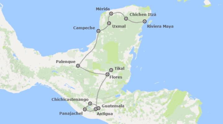 Guatemala: Mondo Maya A Fondo