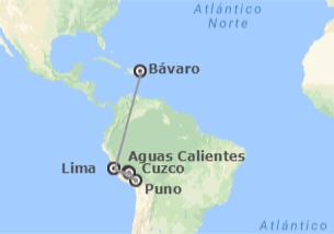 Perù e Repubblica Dominicana: Perù e Punta Cana