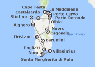 Sardegna: Sardegna da Alghero