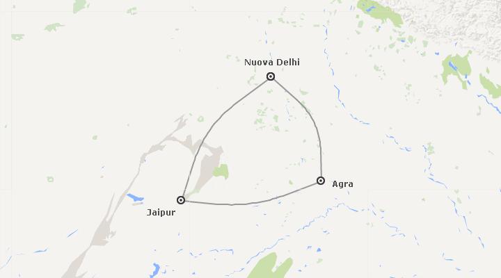 India: Minitour a Delhi, Jaipur e Agra Plus