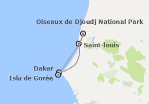 Senegal: Nord del Senegal