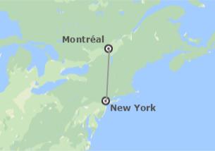Stati Uniti e Canada: New York e Montreal