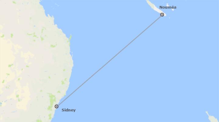 Australia e Nuova Caledonia: Sidney e Nouméa