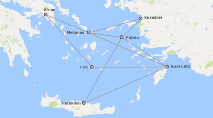 Grecia: Atene e Crociera di 4 giorni