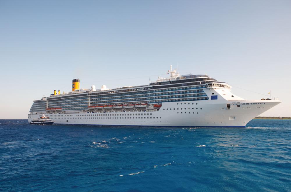 itinerari e prezzi costa mediterranea costa crociere