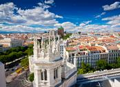Voli low cost Roma - Fiumicino Madrid , FCO - MAD
