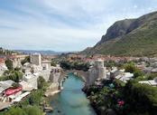 Voli low cost Roma - Fiumicino Mostar , FCO - OMO