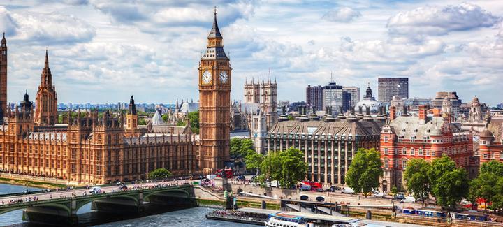 Voli economici da Pisa a Londra