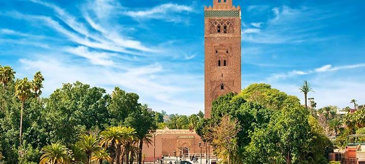 Voli economici da Bergamo a Marrakech