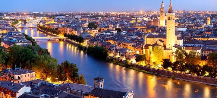 Voli economici da Catania a Verona