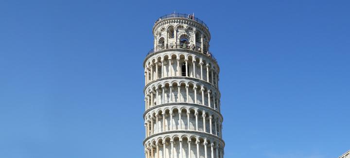 Miglior prezzo da Mosca a Pisa