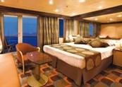 Categoria PS - Panorama Suite con balcone PS