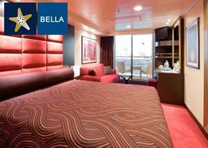 Categoria B1 - Esterna con balcone Bella B1