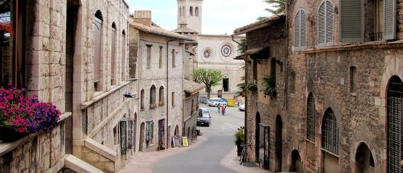 Hotel a Assisi