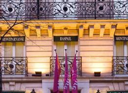 HotelMercure Paris Montparnasse Raspail