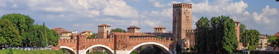 la patria di Romeo e Giulietta