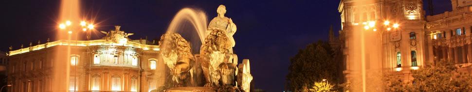 la splendida e impressionante capitale spagnola
