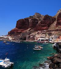 Cosa Visitare A Santorini Spiagge Vulcaniche Escursioni