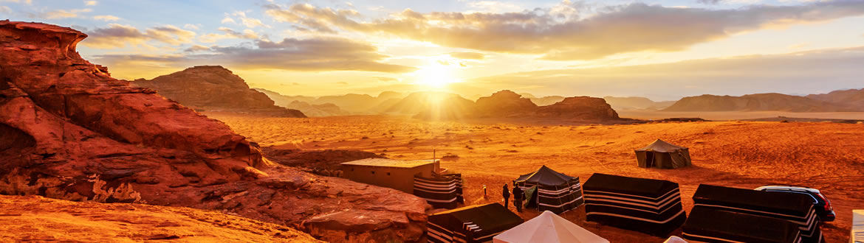 Giordania: Giordania con Wadi Rum, tour classico