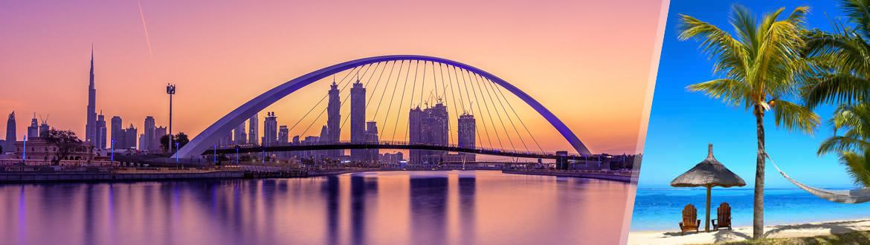 Emirati ed Isole dell'Oceano Indiano: Dubai e Mauritius, a modo tuo con soggiorno mare