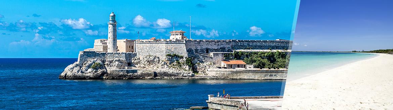 Cuba: L'Avana e Cayo Santa Maria, a modo tuo con soggiorno mare