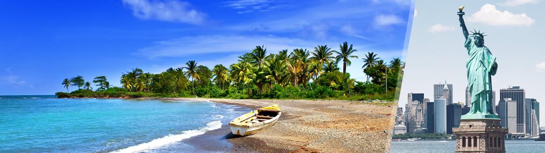 Stati Uniti e Giamaica: New York e Montego Bay, a modo tuo con ...